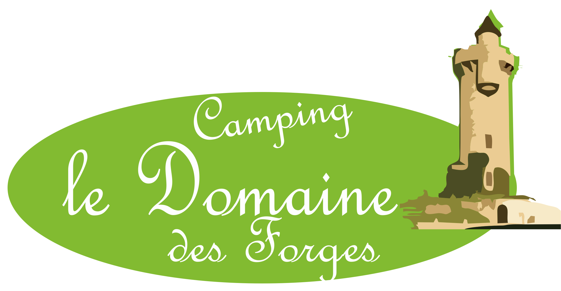 Camping Domaine-des-forges